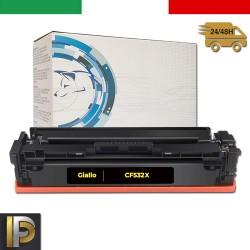 Toner Hp CF532X Giallo Compatibile
