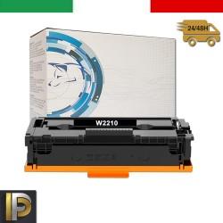 Toner HP W2210A Nero NO CHIP Compatibile