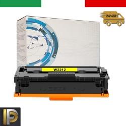 Toner HP W2212A Giallo NO CHIP Compatibile