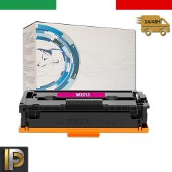 Toner HP W2213A Magenta NO CHIP Compatibile