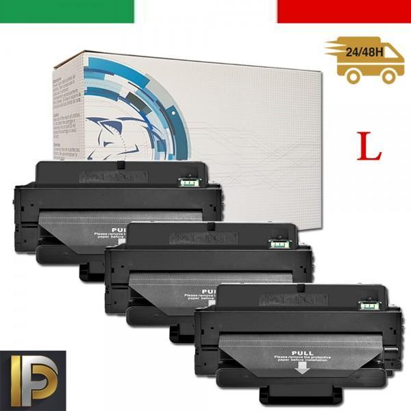 3 Toner Samsung  MLT-D205L   Compatibili