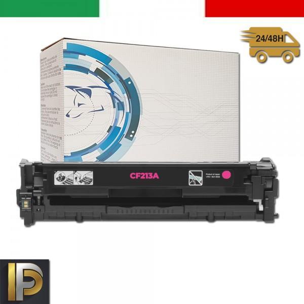 Toner Hp Laserjet Pro CF213A Magenta Compatibile