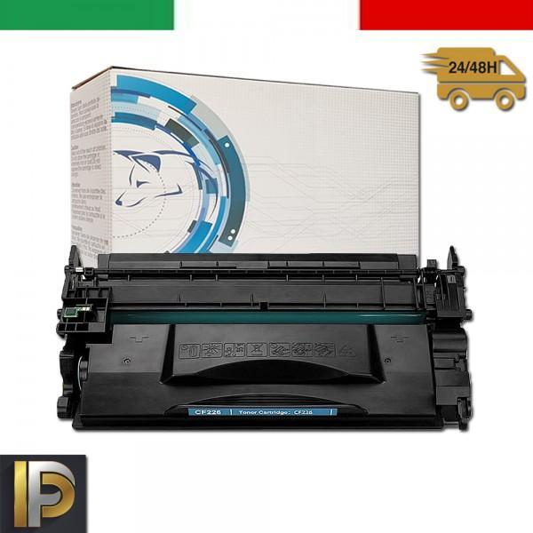 3 Toner HP  Laserjet PRO CF226A 26A Nero Compatibile