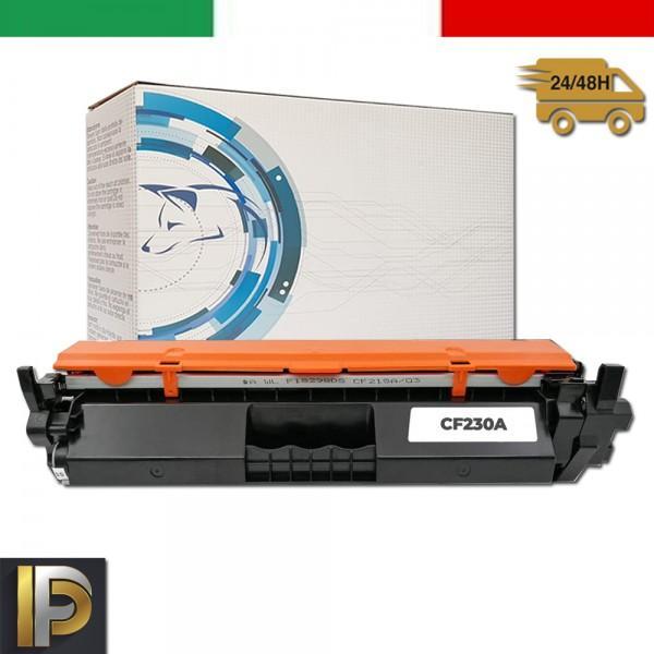 Toner Hp Laserjet Pro CF230A con CHIP Compatibile