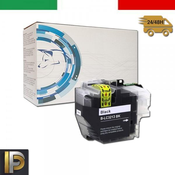 Cartuccia Brother MFC  LC-3213-BK Nero Compatibile