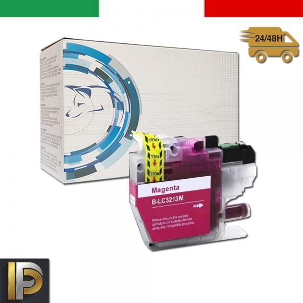 Cartuccia Brother MFC  LC-3213-M Magenta Compatibile