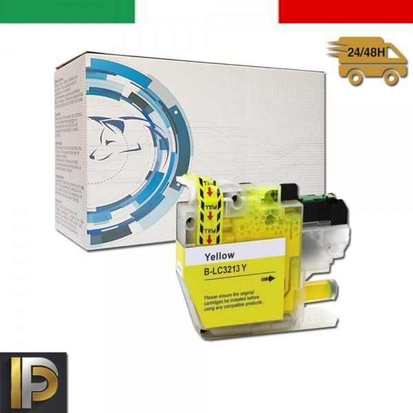 Cartuccia Brother MFC  LC-3213-Y Giallo Compatibile