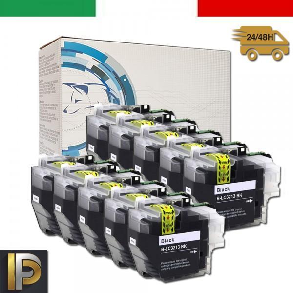 Cartuccia Brother MFC  LC-3213-BK-C10  Compatibili