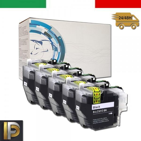 Cartuccia Brother MFC  LC-3213-BK-C5  Compatibili