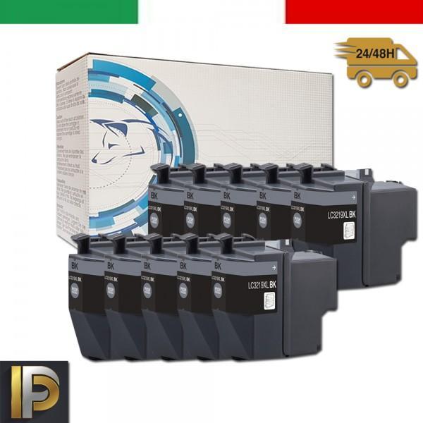 Cartuccia Brother MFC  LC-3219-BK-C10  Nero Compatibile