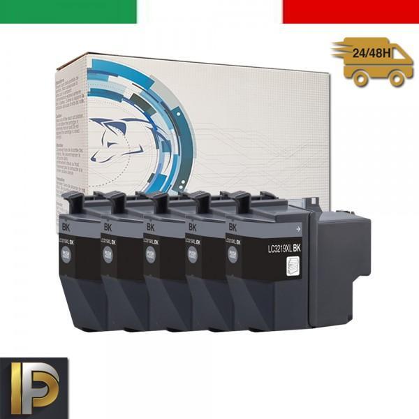 Cartuccia Brother MFC  LC-3219-BK-C05  Nero Compatibile