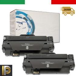 2 Toner Samsung  MLT-D1052L   Compatibili