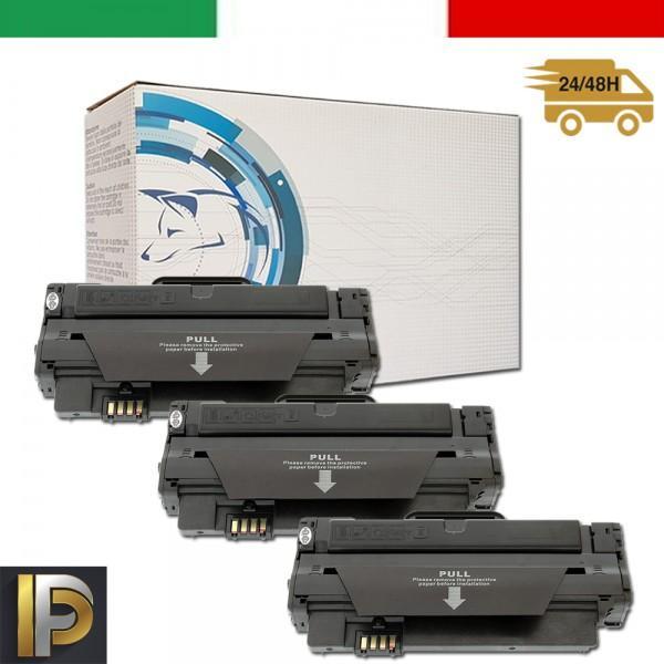 3 Toner Samsung  MLT-D1052L   Compatibili