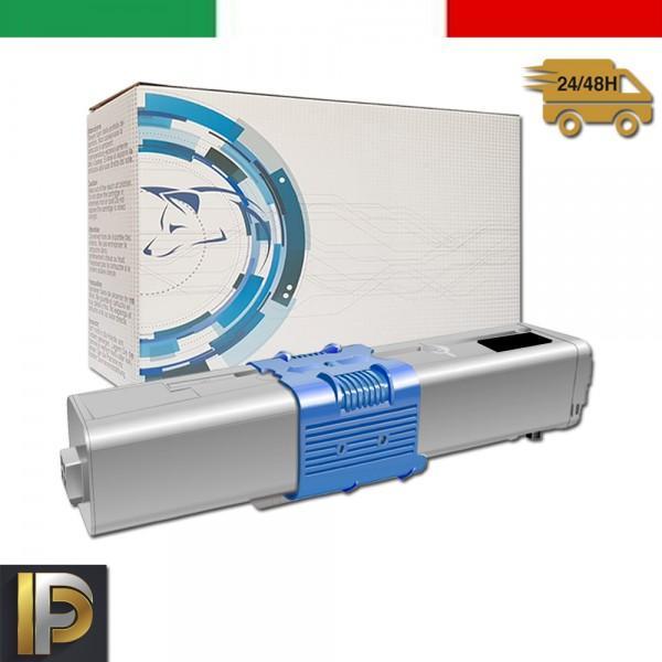 Toner OKI  C332H-BK  Nero Compatibile