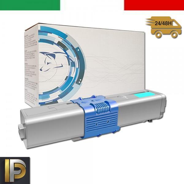 Toner OKI  C332H-C Ciano Compatibile