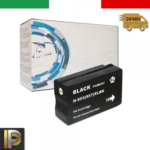 Cartucce HP HP Officejet Pro HP-953XL-BK  Nero Compatibile