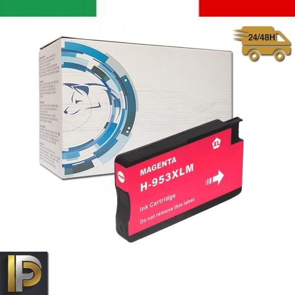 Cartucce HP HP Officejet Pro HP-953XL-M Magenta Compatibile