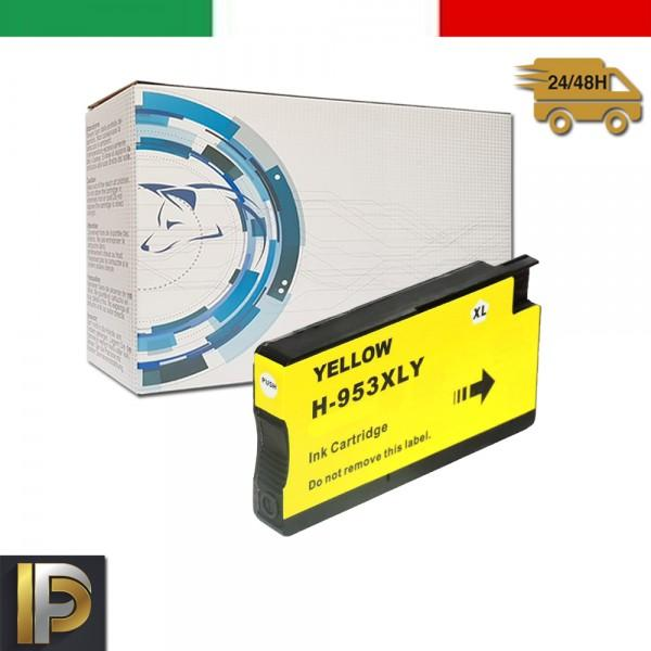 Cartucce HP HP Officejet Pro HP-953XL-Y Giallo Compatibile