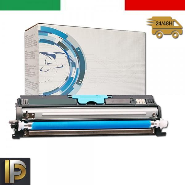 Toner Epson Aculaser  C1600-C Ciano Compatibile