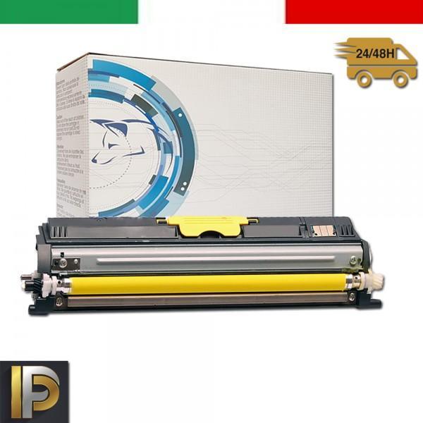 Toner Epson Aculaser  C1600-Y Giallo Compatibile