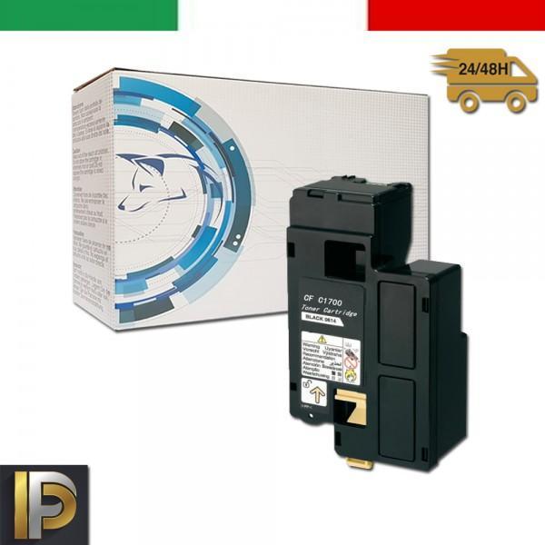 Toner Epson Aculaser  C1700-BK  Nero Compatibile