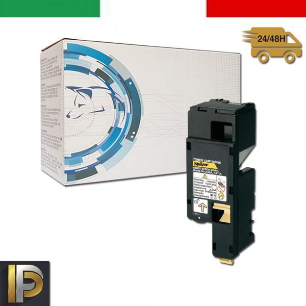 Toner Epson Aculaser  C1700-Y Giallo Compatibile