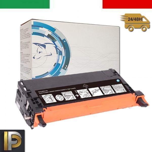 Toner Epson Aculaser  C3800-C Ciano Compatibile