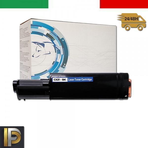 Toner Epson Aculaser  CX21-BK  Nero Compatibile