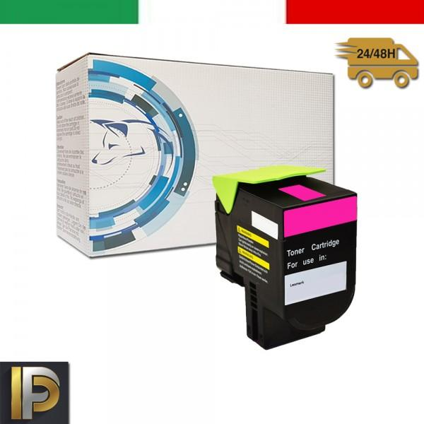 Toner Lexmark  CX310-410-510-M Magenta Compatibile