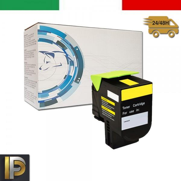 Toner Lexmark  CX310-410-510-Y Giallo Compatibile