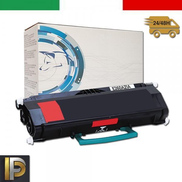 Toner Lexmark  E260A21A  Rigenerato