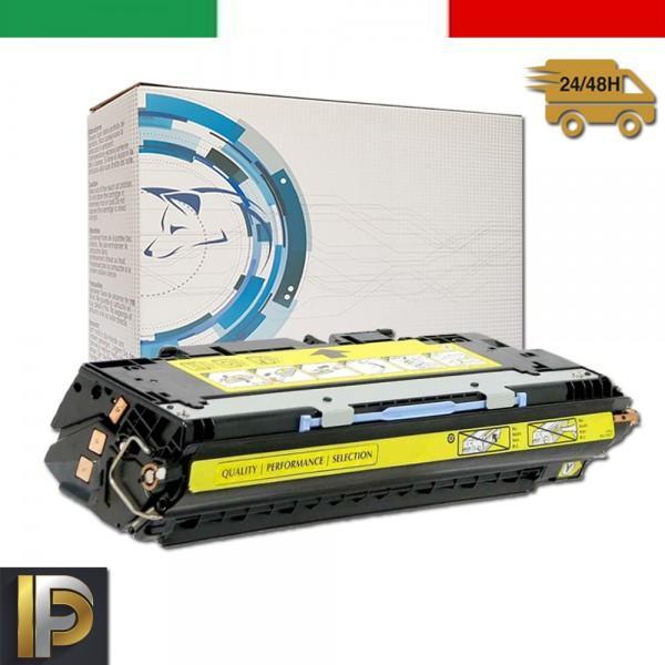 Toner Hp Laserjet Color Q2682A Giallo Compatibile