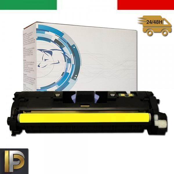 Toner Hp Laserjet  Q3962A Giallo Compatibile