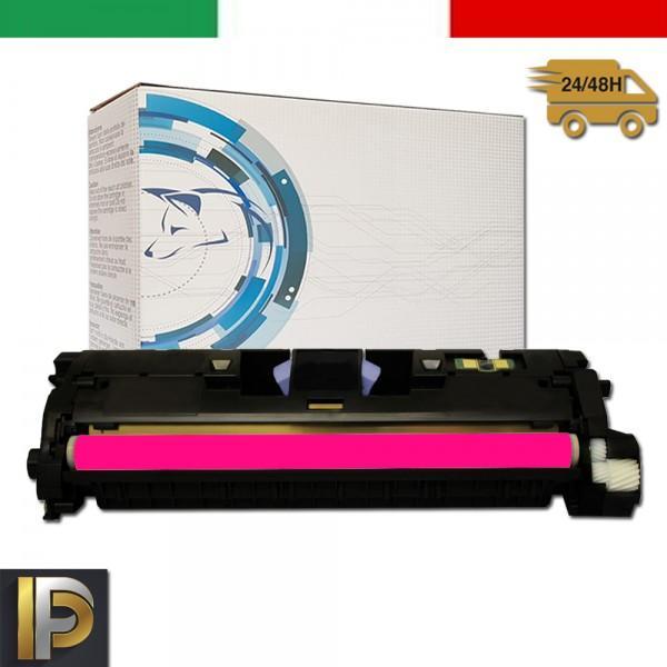 Toner Hp Laserjet  Q3963A Magenta Compatibile