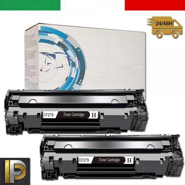 2 Toner Laserjet Pro CF279H   Compatibili