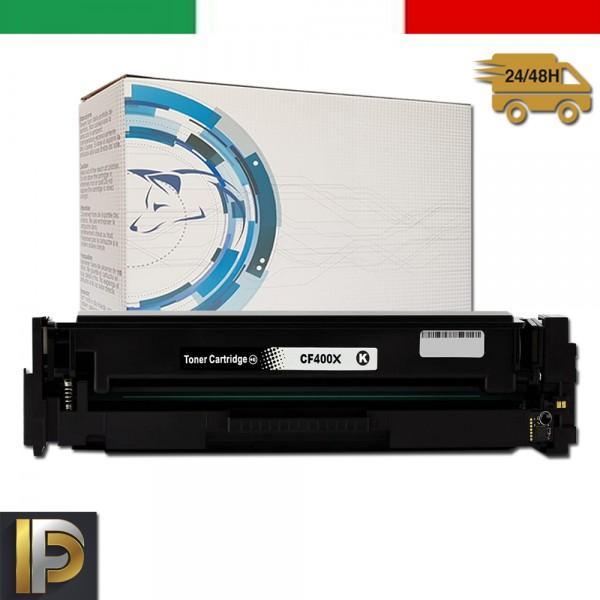 Toner Hp Laserjet Pro CF400X  Nero Compatibile