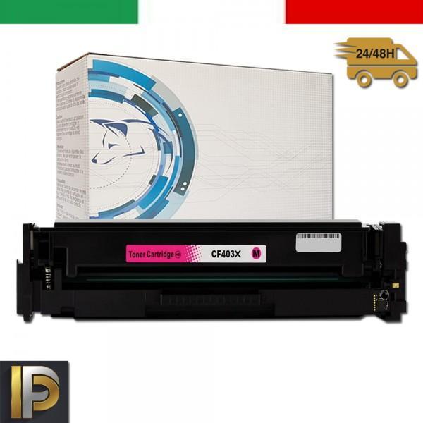 Toner Hp Laserjet Pro CF403X Magenta Compatibile