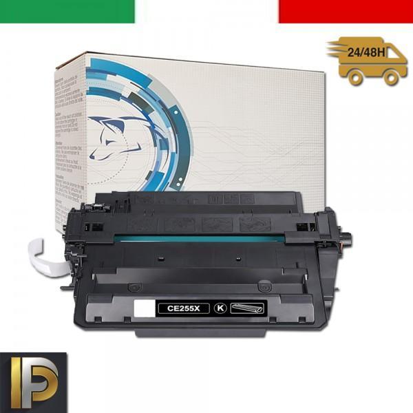Toner Hp Laserjet  CE255X  Compatibile