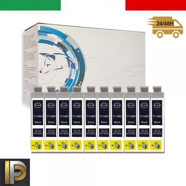 Cartuccia Epson  T0711-10  Compatibili