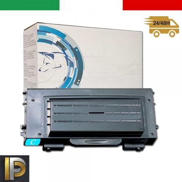 Toner Samsung  CLP-510-C Ciano Rigenerato