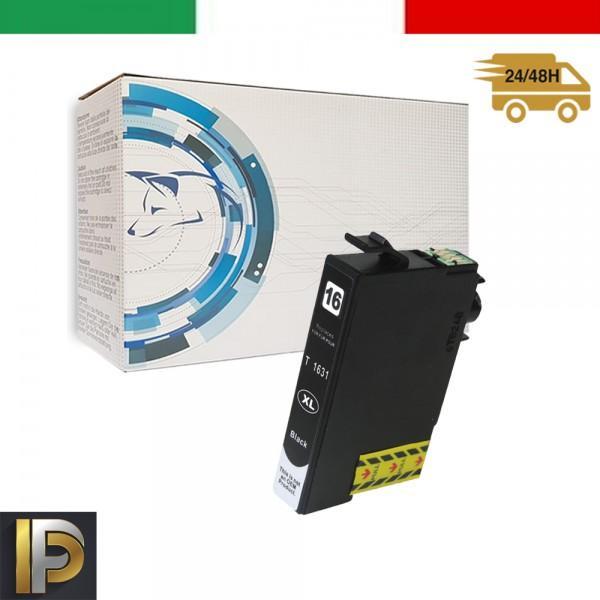 Cartuccia Epson  T1631 Nero Compatibile