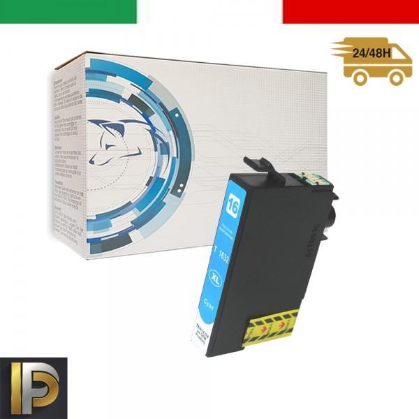 Cartuccia Epson  T1632 Ciano Compatibile