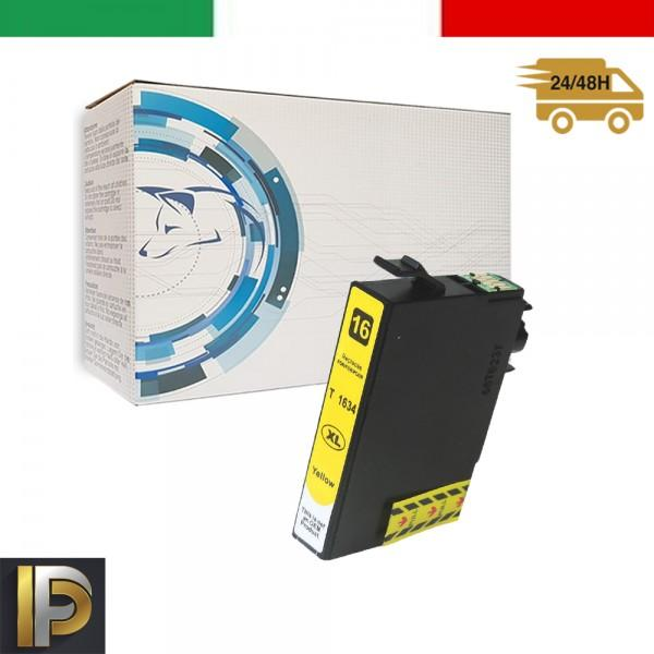 Cartuccia Epson  T1634 Giallo Compatibile