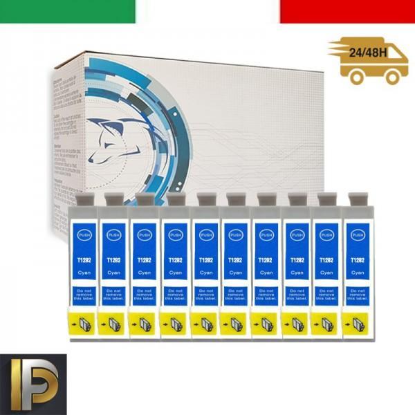 Cartucce Epson Stylus  T1282-10 Ciano Compatibile