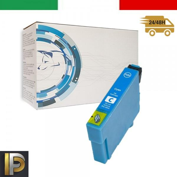 Cartuccia Epson Stylus  T1282 Ciano Compatibile