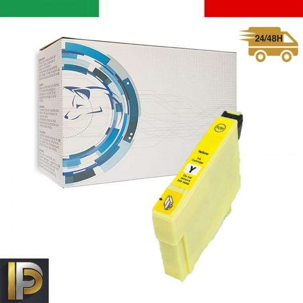 Cartuccia Epson Stylus  T1284 Giallo Compatibile