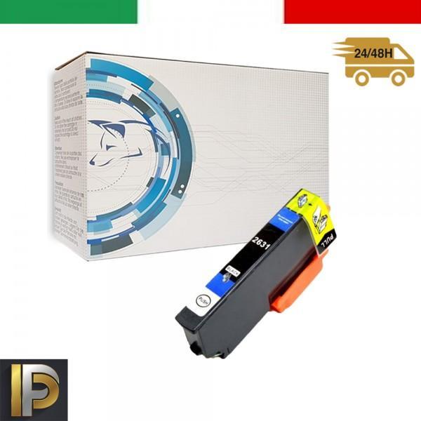 Cartuccia Epson  T2631 Nero Compatibile
