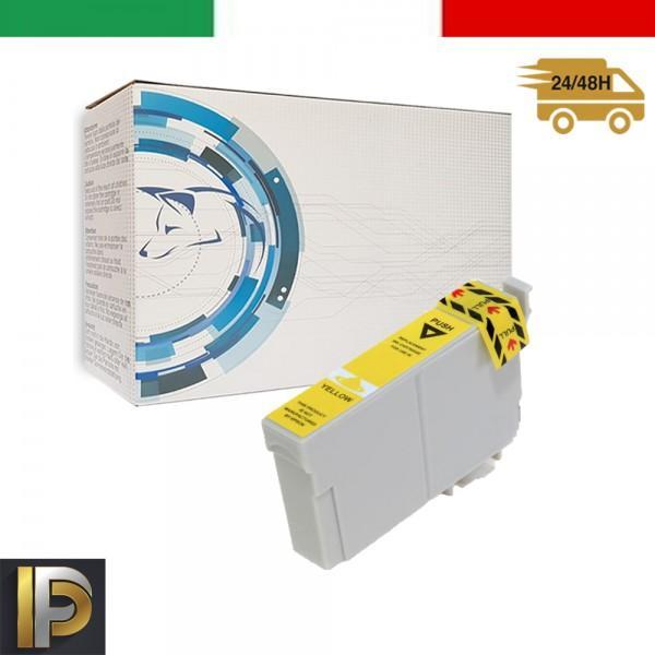 Cartuccia Epson Stylus  T0614 Giallo Compatibile