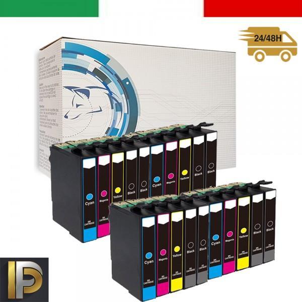 20 Cartucce Epson  T0615   Compatibile