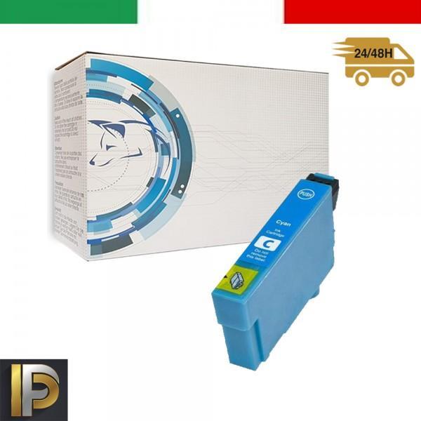 Cartuccia Epson Stylus  T1292 Ciano Compatibile